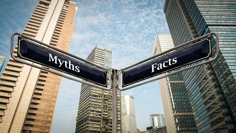 dirty carpet myths