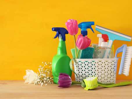 Spring Cleaning and Why it is Important to Include Your Carpets