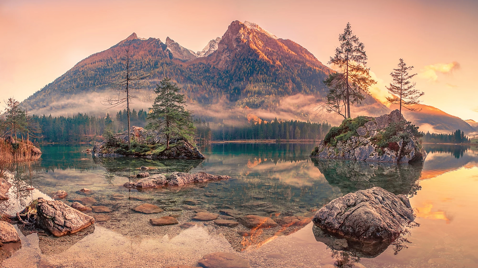 Landscape Basics Berchtesgaden