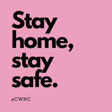 Stay home & stay safe t shirt 3.png