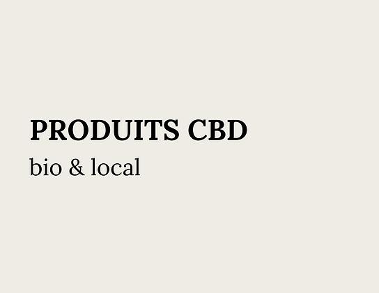 Produits Calyx Wellness