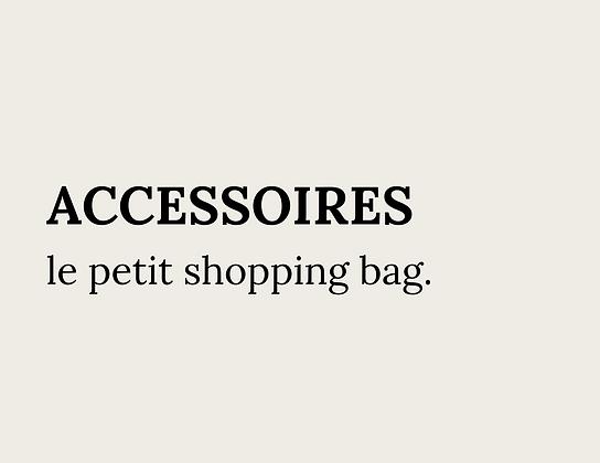 Shopping Bag - Le Petit