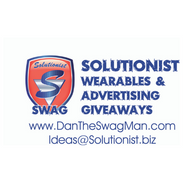 Get Noticed! Stay Remembered! Your brand deserves attention! Dan The Swag Man helps successful organizations get noticed and stay remembered with branding to gain and maintain mind-share.
