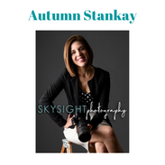 SkySight Photography owner, Autumn Stankay is an award winning photographer in Greensburg, Pa. She photographs people, events, businesses, commercial photography and more.