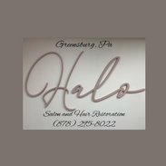 At Halo Salon and Hair Restoration, their goal is to help people feel confident and beautiful! They specialize in hair loss, but they are here for all of your needs. Hair Replacement, Hair Extensions and Hair Salon.