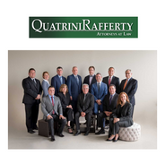 QuatriniRafferty serves Southwestern Pennsylvania with offices in Westmoreland, Allegheny, and Blair Counties. Their team of lawyers specializes in long-term disability, worker's compensation, injuries, wills and much more.