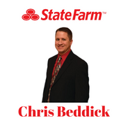 Local State Farm Insurance Agent, Chris Beddick offers car insurance, home insurance, renters insurance, life insurance, and so much more!
