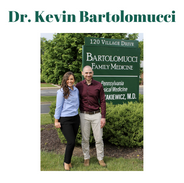 Bartolomucci Family Medicine is a friendly, patient-oriented medical practice providing the full spectrum of primary care to patients ages 8 and up.