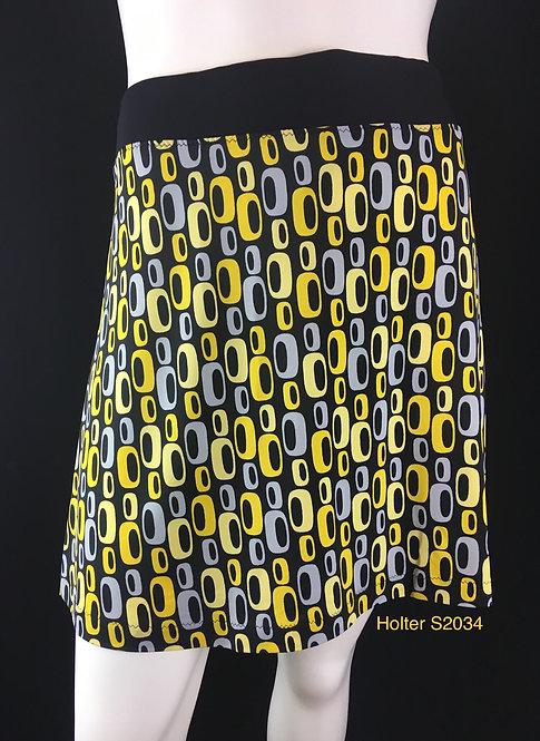 A-line Skirt S2034