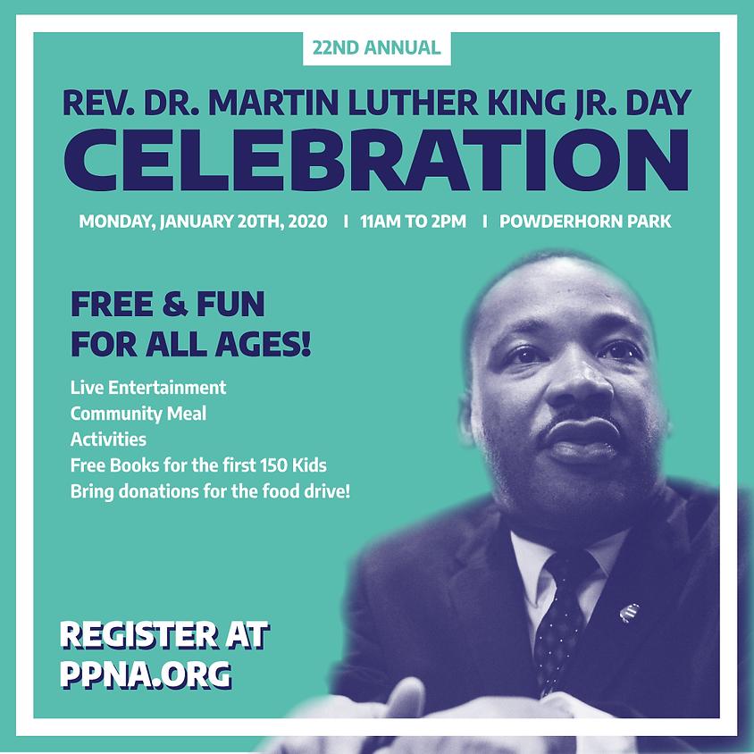 DR. REV. MARTIN LUTHER KING JR DAY CELEBRATION