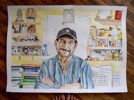 Las Caras de los Inquilinos: Luis (2/4) (Faces of Renting)