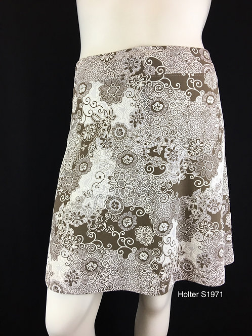 A-line Skirt S1971