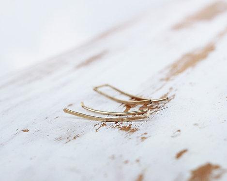 Ray Crawlers Earrings