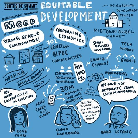 Equitable Development