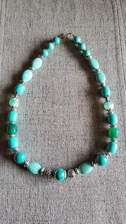 Mayan Tales Necklace