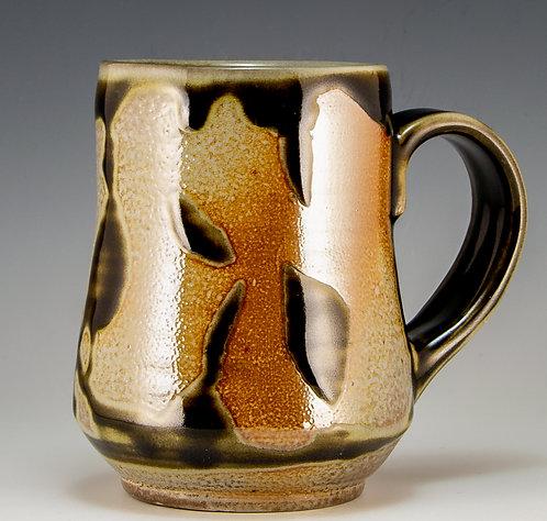 Brown & Gold Mug
