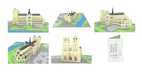 Notre Dame Display