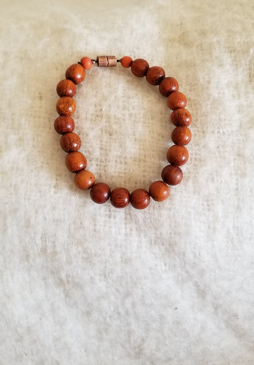Woodland Wonders Magnetic Bracelet
