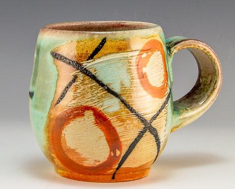 Lines & Circles Mug
