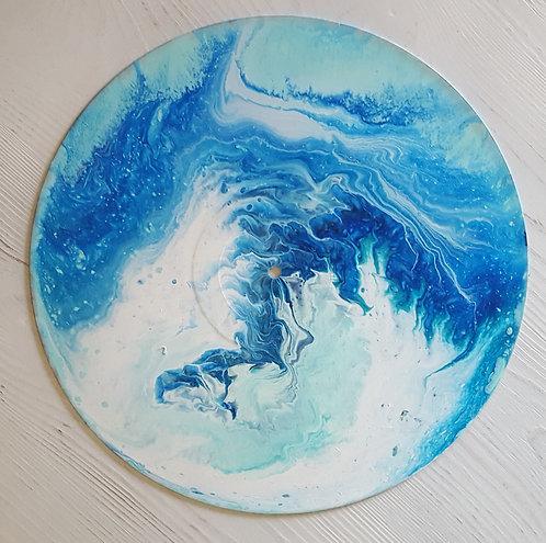 Blue Wave on Vinyl