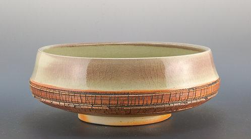 Decorative Crackle Bowl