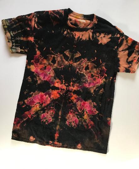 M Unisex Reverse Dyed T-Shirt