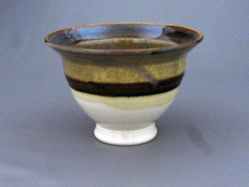 Brown Band Bowl
