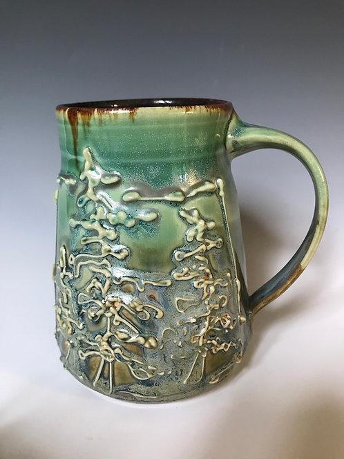 Tree Tankard Mug