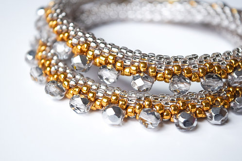 Bead Crochet Necklaces