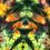 Thumbnail: L Unisex Psychedelic T-Shirt