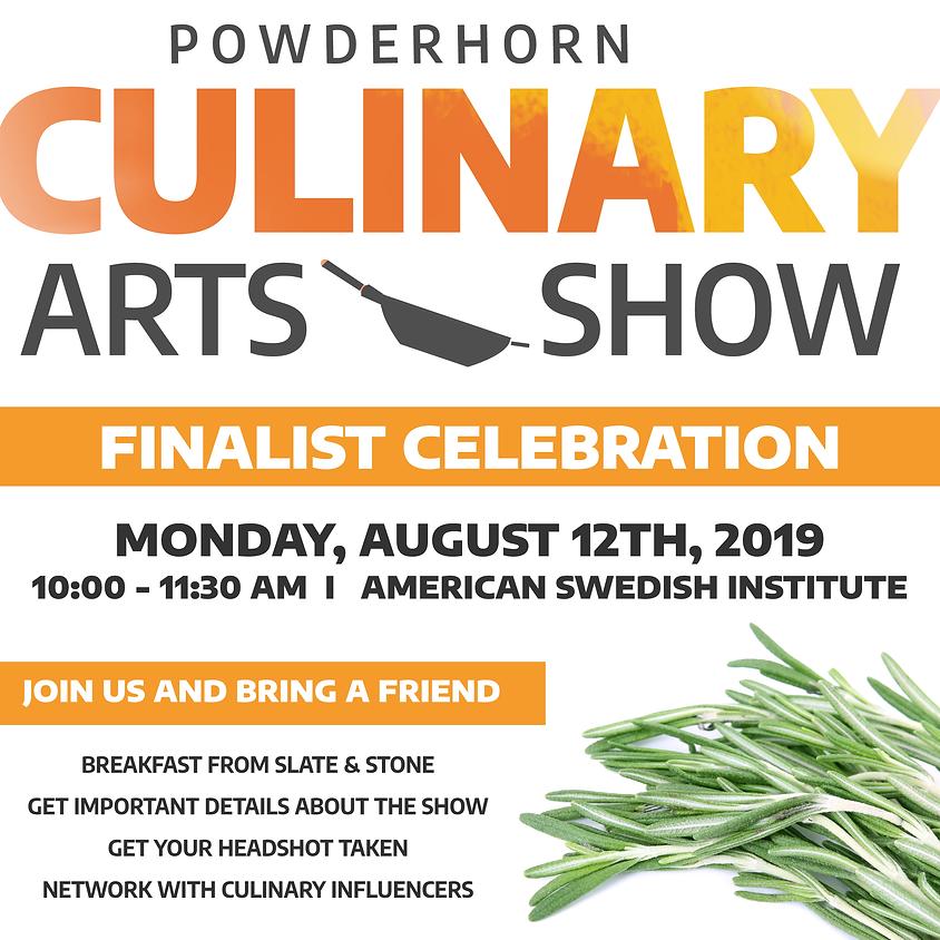 Powderhorn Culinary Arts Show Finalist Celebration