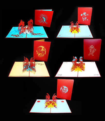 Asian Theme 9-Pack