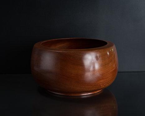 Beautiful Large Walnut Bowl