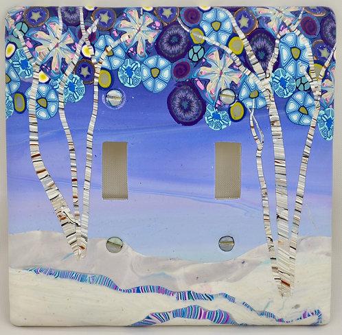 Winter Magic Switchplates