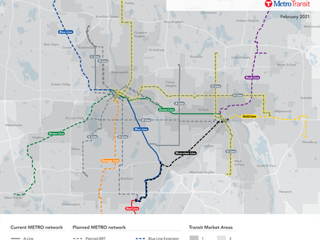 Network Next staff recommend future BRT lines