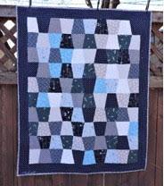 Flannel Baby Quilt