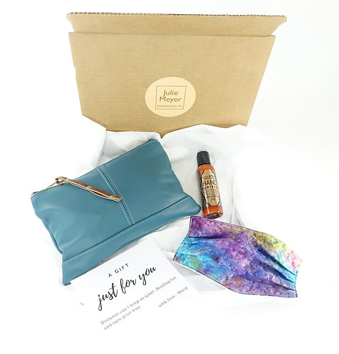 Wellness Gift Pack Teal