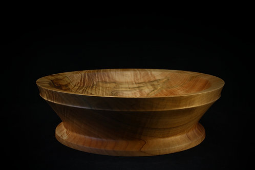 #101 Silver Maple Bowl
