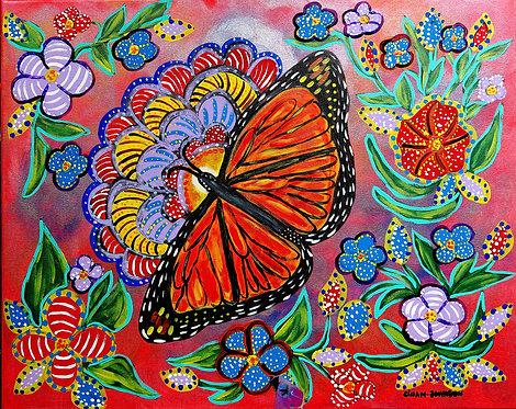 """""""Monarch Butterfly"""""""