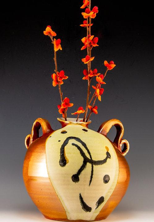 Puffed Up Flower Vase