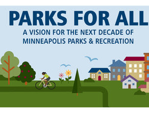 Public hearing on new MPRB Comprehensive Plan, Parks for All, scheduled September 29