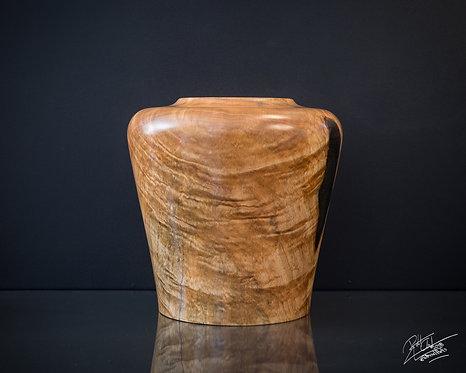 Gorgeous Large Maple Vase