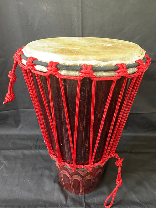 Medium ashiko - Dark red