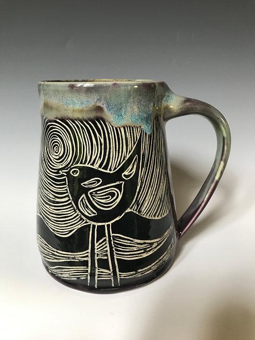 Tankard Bird Mug
