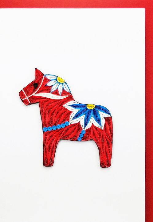 714 Dala Horse
