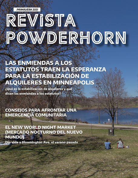 Powderhorn Magazine Q1 2021 Spanish Cove