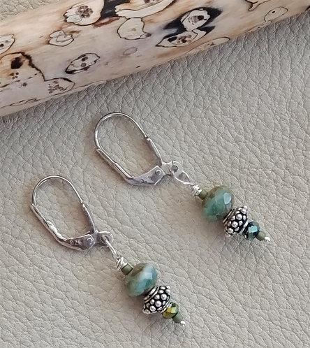 Earrings E15