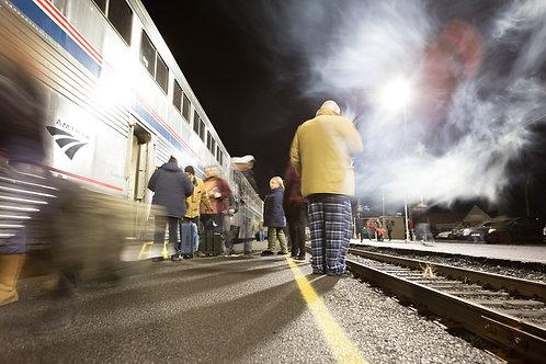 Klamath Falls Amtrak