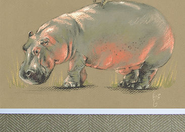 Print, Hippo- fly.jpg