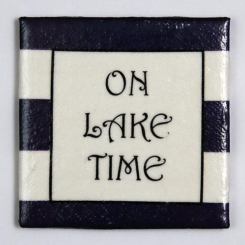 On Lake Time, Navy